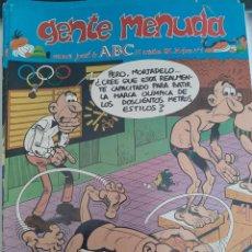 Cómics: MAS 80 COMICS DE GENTE MENUDA DEL ABC AÑOS 89,90,91,92,93,95,96. Lote 215928758