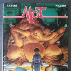 Cómics: MOT DE AZPIRI. Lote 216390475