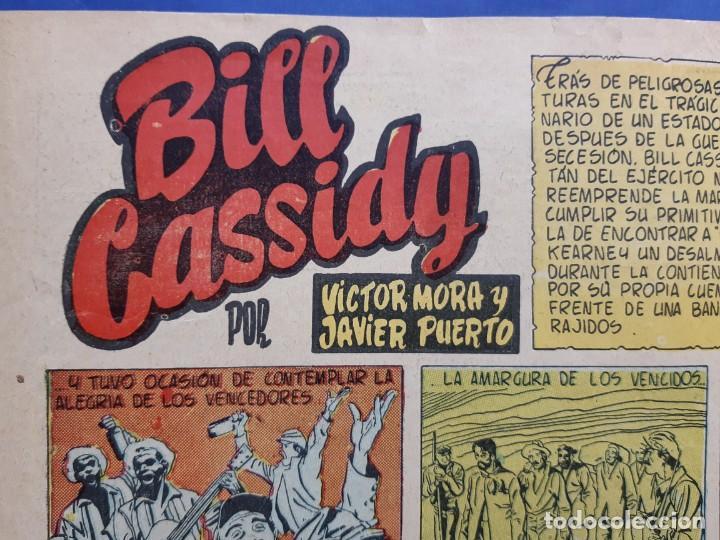 Cómics: SUPLEMENTO DE LA PRENSA Nº 8 - año 1953 PEÑARROYA-VICTOR MORA...GRAN FORMATO DESPLEGADO-39 x 69 cms - Foto 2 - 217911825