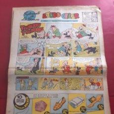 Fumetti: SUPLEMENTO DE LA PRENSA Nº 15 AÑO 1953 -GRAN FORMATO DESPLEGADO-39 X 69 CMS. Lote 218413610
