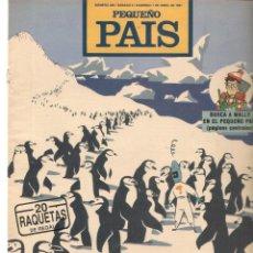 Cómics: PEQUEÑO PAIS. Nº 488. OZZO EN LOS FRIOS POLARES. ABRIL 1991.(ST/B8.1). Lote 219108573
