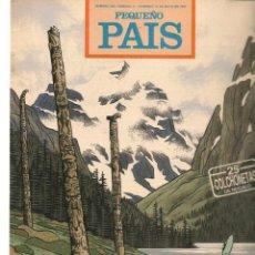 Cómics: PEQUEÑO PAIS. Nº 493. OZZO EN LOS BOSQUES DEL NORTE. MAYO 1991.(ST/B8.1). Lote 219109336