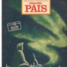 Cómics: PEQUEÑO PAIS. Nº 495. OZZO Y LAS LUCES DEL POLO. MAYO 1991.(ST/B8.1). Lote 219109627