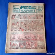 Cómics: VOY SUPLEMENTO DE LA MAÑANA AÑOS 50 - GASPAR DE J.SANCHIZ..ENTRE OTROS. Lote 219193757