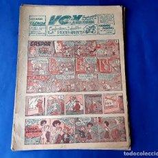 Cómics: VOY SUPLEMENTO DE LA MAÑANA AÑOS 50 - GASPAR DE J.SANCHIZ..ENTRE OTROS. Lote 219193781