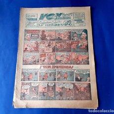 Cómics: VOY SUPLEMENTO DE LA MAÑANA AÑOS 50 - GASPAR DE J.SANCHIZ..ENTRE OTROS. Lote 219193852