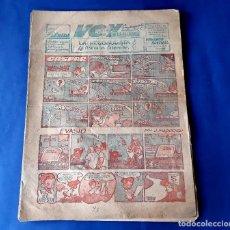 Cómics: VOY SUPLEMENTO DE LA MAÑANA AÑOS 50 - GASPAR DE J.SANCHIZ..ENTRE OTROS. Lote 219194135
