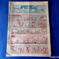 Cómics: VOY SUPLEMENTO DE LA MAÑANA AÑOS 50 - GASPAR DE J.SANCHIZ..ENTRE OTROS. Lote 219194166