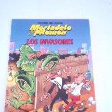 Cómics: GRANDES DEL HUMOR - MORTADELO Y FILEMON - NUMERO 17 - EL PERIODICO -NUEVO. Lote 221345290