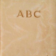 Cómics: GENTE MENUDA - TOMO PERFECTAMENTE ENCUADERNADO EN TAPAS ORIGINALES - ABC. Lote 222700168