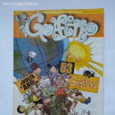Cómics: GOLFIÑO. Nº 53. 18 MAIO MAYO 2003. SUPLEMENTO DE LA VOZ DE GALICIA. TDKC82. Lote 222820073