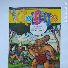 Cómics: GOLFIÑO. Nº 72. 28 SETEMBRO 2003. SUPLEMENTO DE LA VOZ DE GALICIA. TDKC82. Lote 222820480