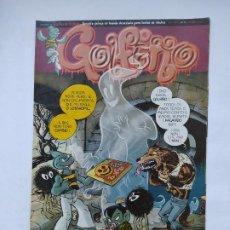 Cómics: GOLFIÑO. Nº 77. 2 NOVEMBRO NOVIEMBRE 2003 SUPLEMENTO DE LA VOZ DE GALICIA. TDKC82. Lote 222822380
