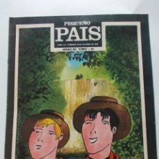 Cómics: PEQUEÑO PAIS HÉROES DEL ´COMIC´ / 44 Nº 413 29 DE OCTUBRE 1989 JORGE Y FERNANDO. Lote 228917440