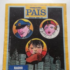 Cómics: PEQUEÑO PAIS HÉROES DEL ´COMIC´ / 58 Nº 427 3-4 FEBRERO 1990 RADIO PATRULLA. Lote 228917945