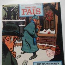 Cómics: PEQUEÑO PAIS Nº 441 12-13 MAYO 1990 TIN Y TON, TRAS LA PISTA DE SHERLOCK HOLMES. Lote 228918555