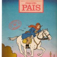 Comics : PEQUEÑO PAIS. Nº 477. TINTÍN EN EL PAÍS DEL ORO NEGRO. 20 ENERO 1991.( ST/B8.1). Lote 230214025