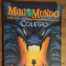 Cómics: MINI MUNDO LOTE DE 17 SUPLEMENTO DE COLECCIÓN EL MUNDO 1968/1989. Lote 230754040
