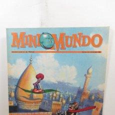 Cómics: MINIMUNDO (SUPLEMENTO DE PRENSA) NÚMERO 33. Lote 231566900