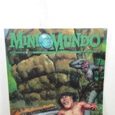 Cómics: MINIMUNDO (SUPLEMENTO DE PRENSA) NÚMERO 35. Lote 231566950