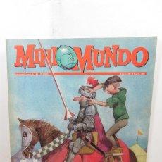 Cómics: MINIMUNDO (SUPLEMENTO DE PRENSA) NÚMERO 36. Lote 231566980