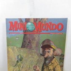 Cómics: MINIMUNDO (SUPLEMENTO DE PRENSA) NÚMERO 46. Lote 231567000