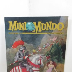 Fumetti: MINIMUNDO (SUPLEMENTO DE PRENSA) NÚMERO 59. Lote 231567020