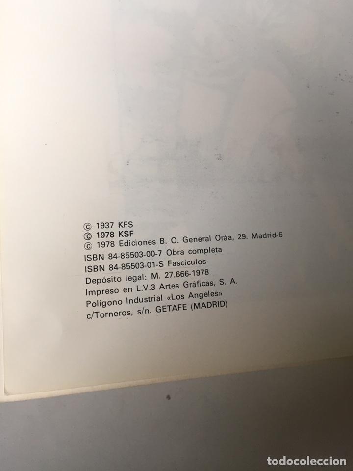 Cómics: Harold Foster Principe Valiente Fascicule 1 al 18 falta el número 16 - Foto 3 - 233746955