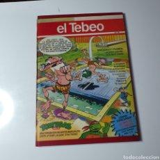 Cómics: EL TBO - SUPLEMENTO DEL PERIÓDICO, TOMO CON 14 NUMEROS DEL 96 AL 110, 1989 / 1990.. Lote 235169755
