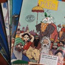 Cómics: LOTE SUPLEMENTO PEQUEÑO PAÍS - NÚMEROS 482 AL 504 - BUEN ESTADO. Lote 235339910