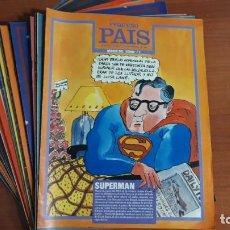 Cómics: LOTE SUPLEMENTO PEQUEÑO PAÍS - NÚMEROS 370,371,373 AL 394, 396 AL 402 - BUEN ESTADO. Lote 235341010