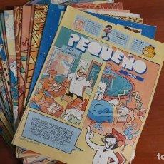 Cómics: LOTE SUPLEMENTO PEQUEÑO PAÍS - NÚMEROS 571 AL 608 - BUEN ESTADO. Lote 235341930