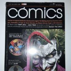 Comics : REVISTA ECC 23. Lote 237460920
