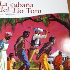 Cómics: LA CABAÑA DEL TIO TOM JOYS LITERARIAS EL PAIS. Lote 237495010