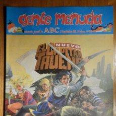 Cómics: GENTE MENUDA Nº 98 - CONAN, ZIPI Y ZAPE, CAPITÁN TRUENO, MORTADELO Y FILEMÓN. SUPERLOPEZ, SPIDERMAN. Lote 238790830