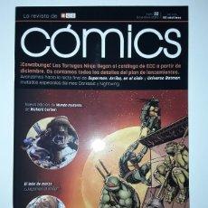Comics : REVISTA ECC 22. Lote 240381145