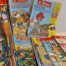Cómics: EL TEBEO / EDITADO POR EL PERIÓDICO / AÑO 1991 / LOTE DE 65 FASCÍCULOS / TODOS NUEVOS / OCASIÓN.. Lote 240588700