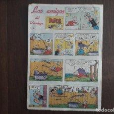 Cómics: SUPLEMENTO DE PRENSA LOS AMIGOS DEL DOMINGO DE ULTIMA HORA, Nº 23 AÑO 1983. Lote 243321785