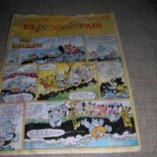 Cómics: EL PEQUEÑO PAIS, Nº 875. AÑO 1998. ALGUNAS SEÑALES, ARRUGADO.. Lote 244398685