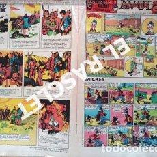 Cómics: ANTIGÜO COMIC SUPLEMENTO DEL DIARIO AVUI - DEL 15 - 7 - 1984. Lote 245068365