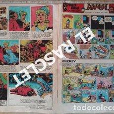 Cómics: ANTIGÜO COMIC SUPLEMENTO DEL DIARIO AVUI - DEL 5 - 8- 1984. Lote 245070395