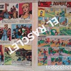 Cómics: ANTIGÜO COMIC SUPLEMENTO DEL DIARIO AVUI - DEL 12 - 8- 1984. Lote 245070590