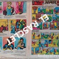 Cómics: ANTIGÜO COMIC SUPLEMENTO DEL DIARIO AVUI - DEL 2-09- 1984. Lote 245071405