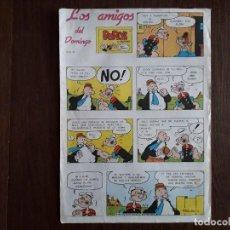 Cómics: SUPLEMENTO DE PRENSA LOS AMIGOS DEL DOMINGO DE ULTIMA HORA, NÚM. 35. Lote 245073425