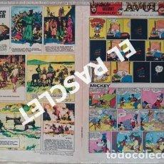 Cómics: ANTIGÜO COMIC SUPLEMENTO DEL DIARIO AVUI - DEL 9-09- 1984. Lote 245078715
