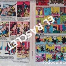 Cómics: ANTIGÜO COMIC SUPLEMENTO DEL DIARIO AVUI - DEL 16-09- 1984. Lote 245079250