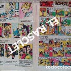 Cómics: ANTIGÜO COMIC SUPLEMENTO DEL DIARIO AVUI - DEL 23-09- 1984. Lote 245079470