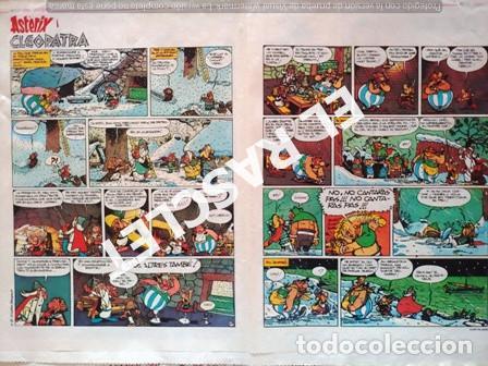 Cómics: ANTIGÜO COMIC SUPLEMENTO DEL DIARIO AVUI - DEL 28-10- 1984 - Foto 2 - 245087565