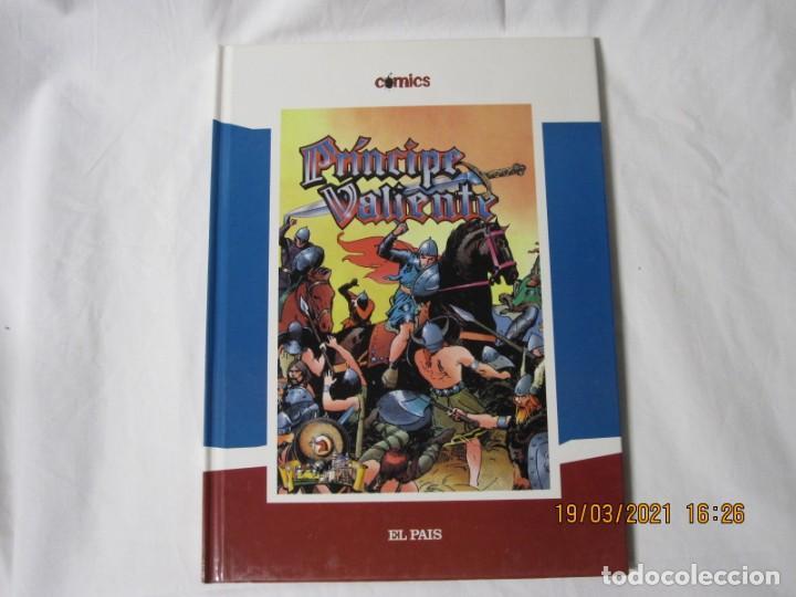 EL PRINCIPE VALIENTE I 11. EL PAIS. TAPA DURA (Tebeos y Comics - Suplementos de Prensa)