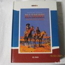 Cómics: BLUEBBERRY BALADA POR UN ATAUD CHALIER GIRAUD EL PAIS. Lote 249410850